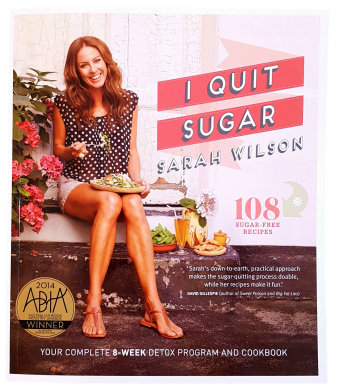 I Quit Sugar by Sarah Wilson Books
