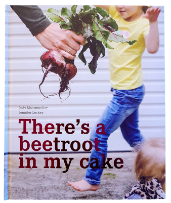 There's a Beetroot in my Cake