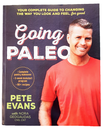 Going Paleo Pete Evans