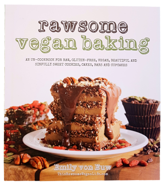 Rawsome Vegan Baking Books