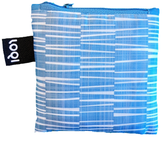 Loqi: Shopping Bag Elements Collection - Water