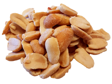 Peanuts Roasted Organic Nuts