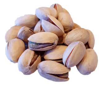 Pistachios Roasted Salted Organic
