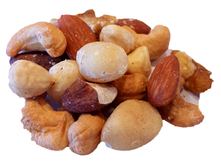 Nut Mix Roasted Unsalted Nuts