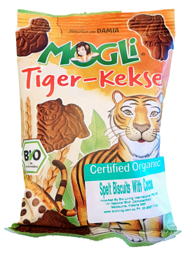 Mogli Tiger Kekse Pack Baby Toddler and Kids