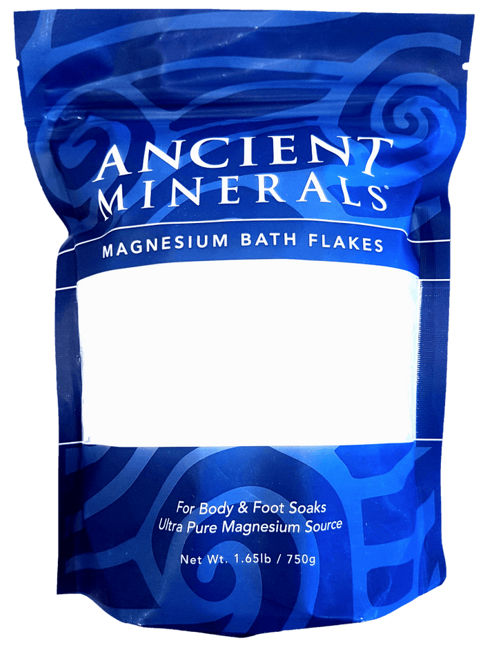 Ancient Minerals Magnesium Flakes  750g Supplements