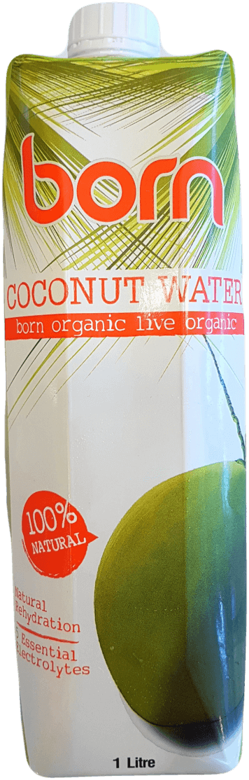 Born Coconut Water 1 litre Drinks