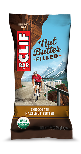 Clif Nut Butter Bar Choc Hazelnut Butter 50g Snacks & Trail Mixes