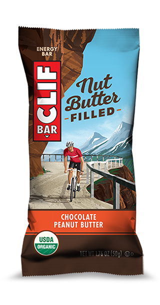 Clif Nut Butter Bar Choc Peanut Butter 50g Snacks & Trail Mixes