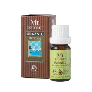 Mt Retour Relaxing Blend Essential Oil Organic 10ml Essential Oils & Candles