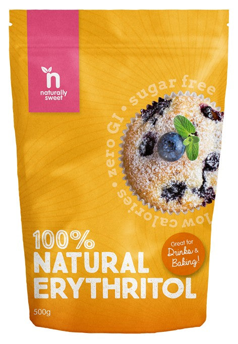 Naturally Sweet Erythritol 500g Sugars & Sweeteners