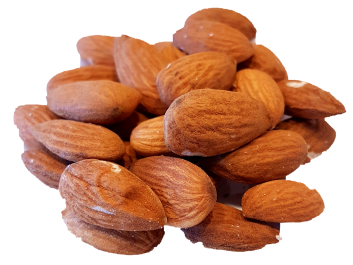 Almonds Raw Organic Nuts