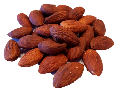Almonds Tamari Roasted Insecticide Free Nuts