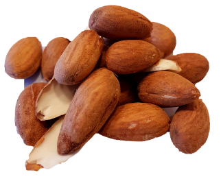 Almonds Activated Organic Nuts
