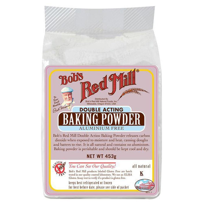 Bob's Red Mill Baking Powder 453g Baking & Making