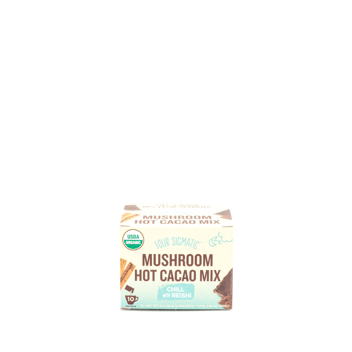 Four Sigmatic Chill Mushroom Hot Cacao With Reishi 10x6g SUPPLEMENT