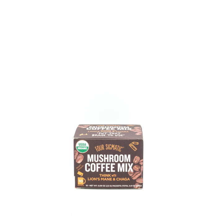 Four Sigmatic Create Mushroom Coffee With Lion's Mane 10x2.5g SUPPLEMENT