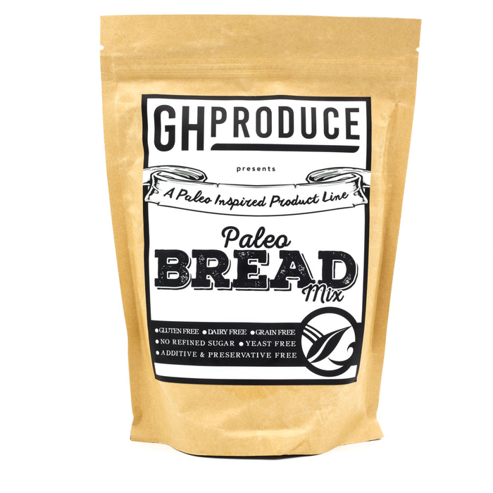GH Produce Paleo Bread Mix Make at Home Mixes