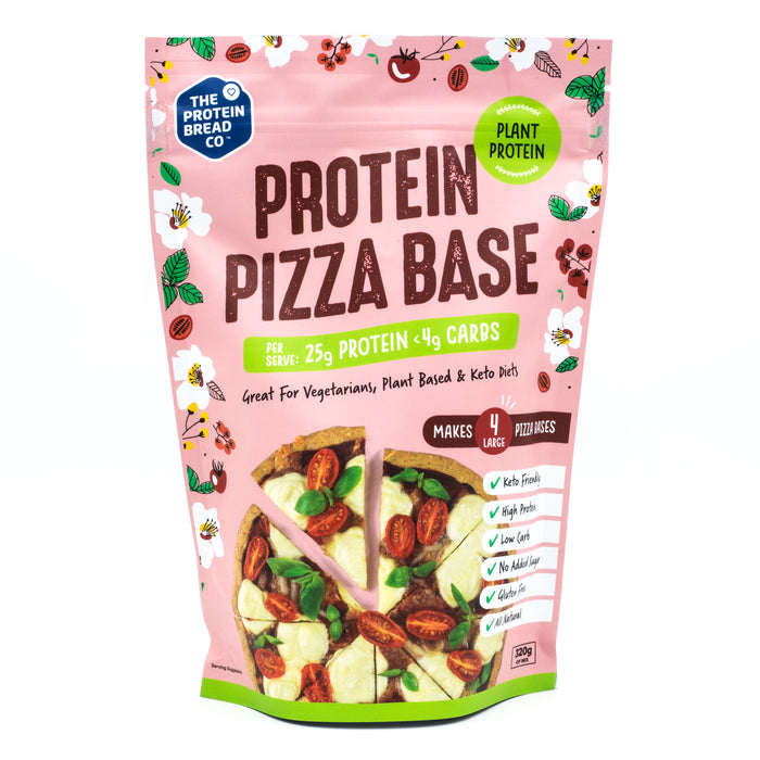 The Protein Bread Co. Plant Based Protein Pizza Base Mix 320g Make at Home Mixes