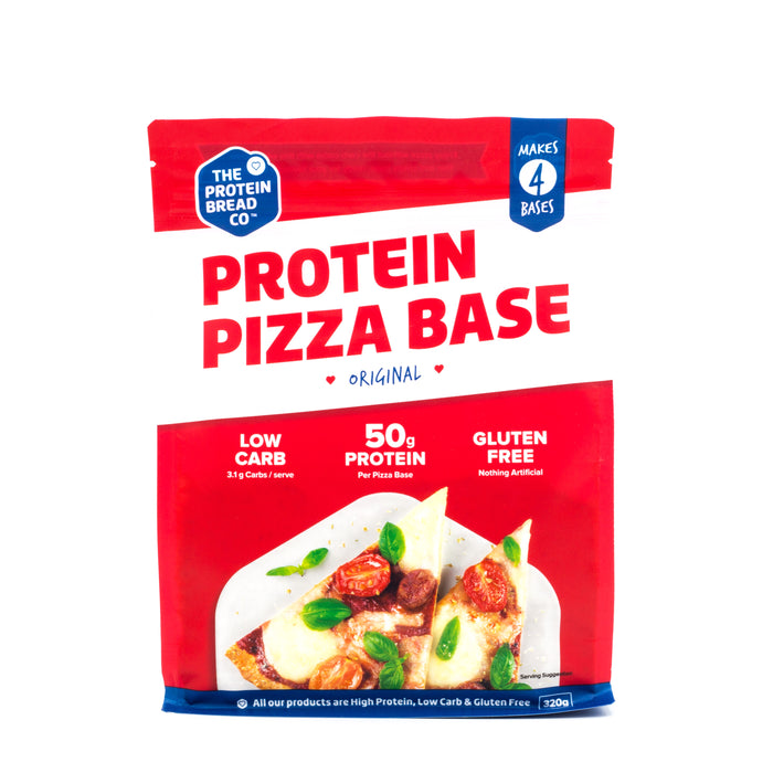 The Protein Bread Co. Protein Pizza Base Mix 320g Make at Home Mixes
