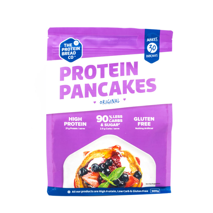 The Protein Bread Co. Protein Pancakes 300g Make at Home Mixes