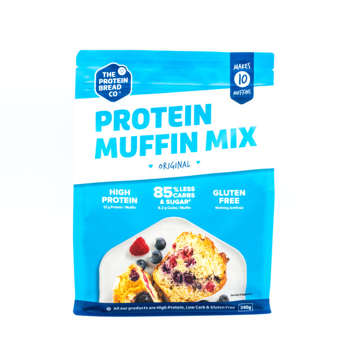 The Protein Bread Co. Protein Muffin Mix 340g Make at Home Mixes