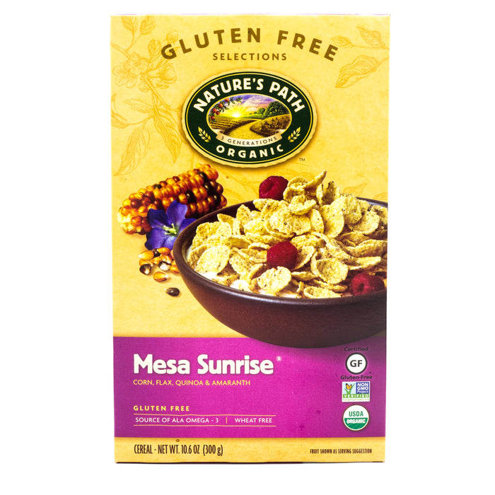 Natures Path Organic Mesa Sunrise 300g Cereals Muesli and Granola
