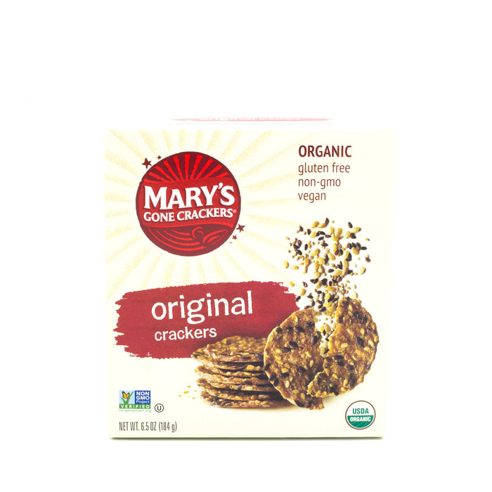 Mary's Gone Crackers - Original Crackers & Crispbreads