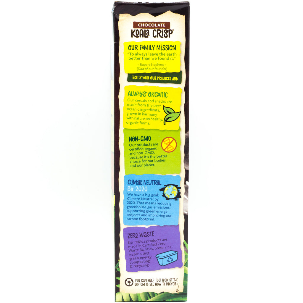 Natures Path Koala Crisp Chocolate Organic 325g Cereals Muesli and Granola
