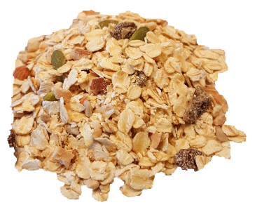 Muesli Fruit, Nuts and Seeds Cereals Muesli and Granola