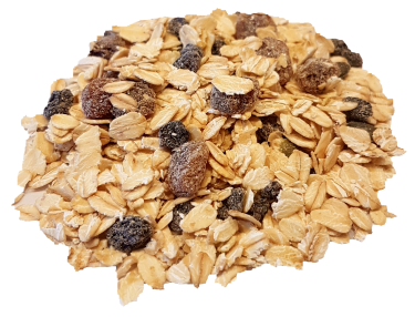 Muesli Fruit, Nuts and Seeds Organic