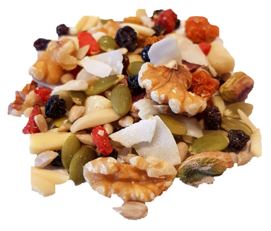 Paleo Mix Snacks & Trail Mixes