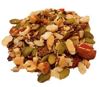 Superfood Sprinkle Snacks & Trail Mixes