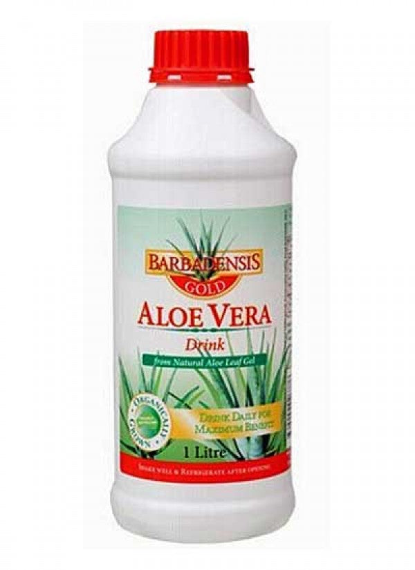 BARBADENSIS GOLD ALOE VERA JUICE 1L Supplements