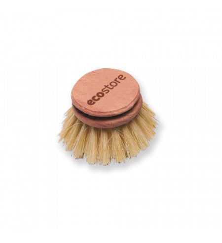Ecostore Dish Wash Brush Replacement Head Zero Waste