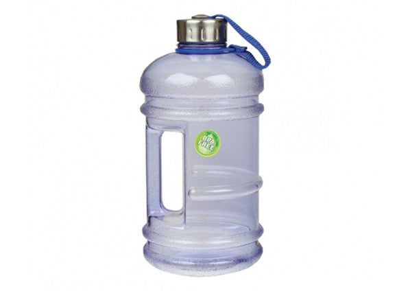 Enviro Products Drink Bottle 2.2L Eastar BPA Free Blue Zero Waste