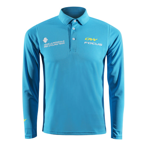 AG2R La Mondiale Long Sleeve Shirt