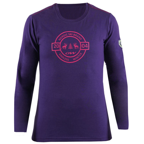Cold Flake Women's Long Sleeve Shirt