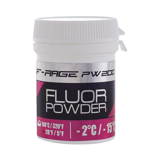 F-Rage PW200 Powder 30g
