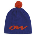 Revolution Knitted Beanie Blue