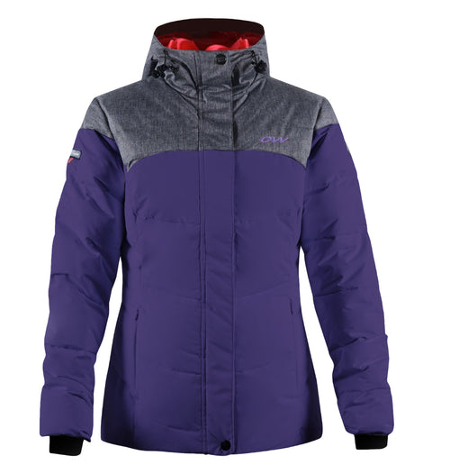 Snow Festival Women's Heavy Down Jacket