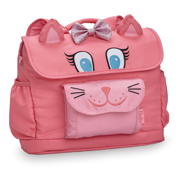 Bixbee Animal Pack Kitty Kids Small Backpack