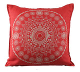 Red Feliz Cushion