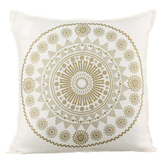 White Feliz Cushion