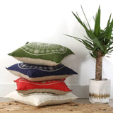 Green Feliz Cushion