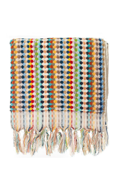 Rainbow Turkish Pom Pom Towel Bundle