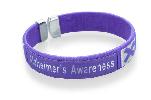 Alzheimer's Awareness Bangle