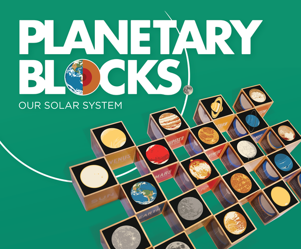 Planetary Blocks: Now Funding