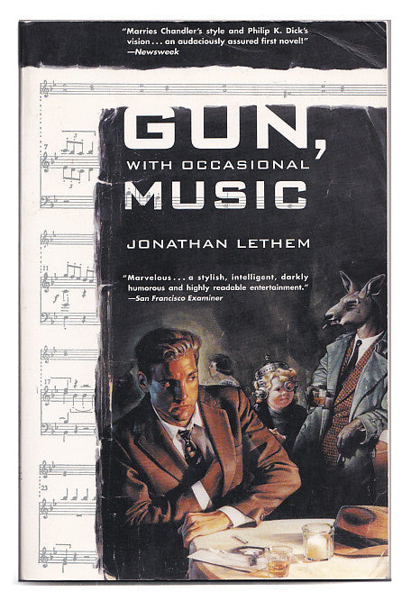 Gun with Occasional Music cover