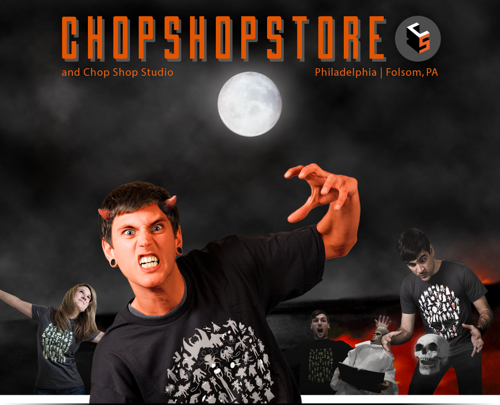 Spooky Tee Sale: 20% Off With Code SPOOCONS